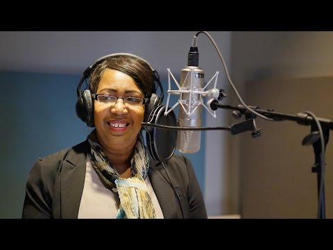 In The Recording Studio With Ben Carson's Wife, Candy Carson