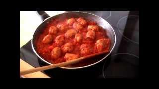 Easy Spaghetti & Meatballs