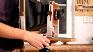 Titio View57 - homemade large format camera