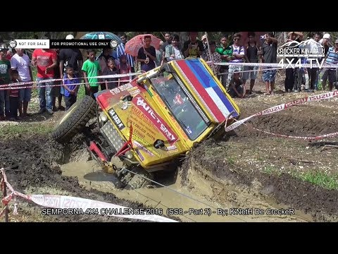 Semporna 4x4 Challenge 2016 (Amateur Category) - By; K