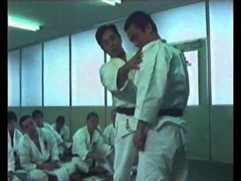Stage de points vitaux ( Kyusho ) de Shorinji Kempo Partie 1