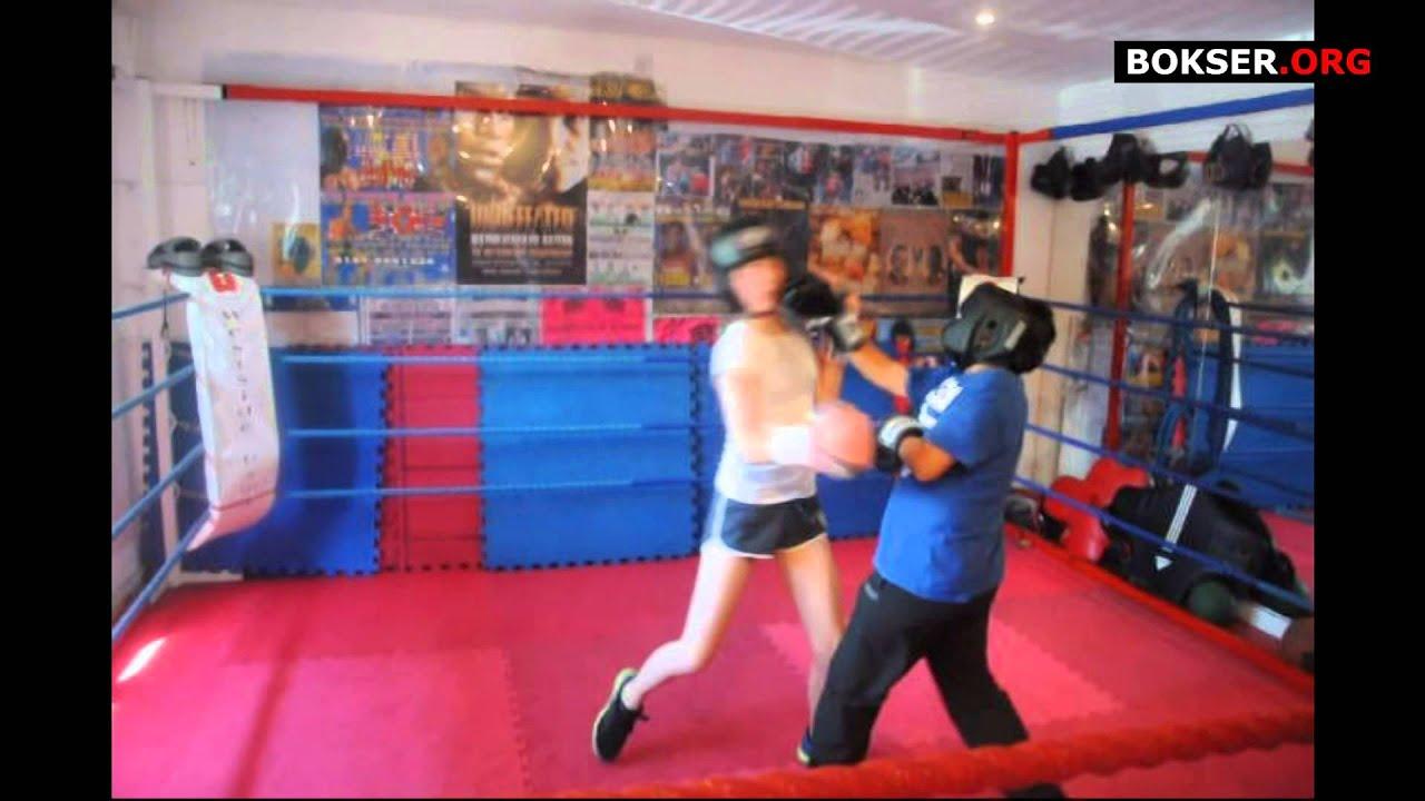 John Holland on Westside Boxing Gym in London - YouTube