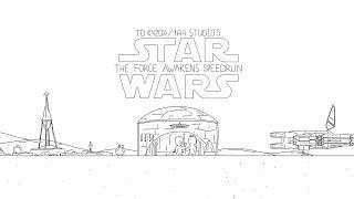 Спидран: Звездные Войны VII: Пробуждение Силы (s02ep01)