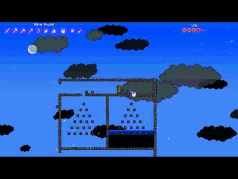 how to get obsidian ore in terraria