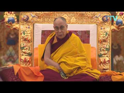 I will live for More Than 100 years: His Holiness Reaffirms on Final Day of 34th Kalachakra