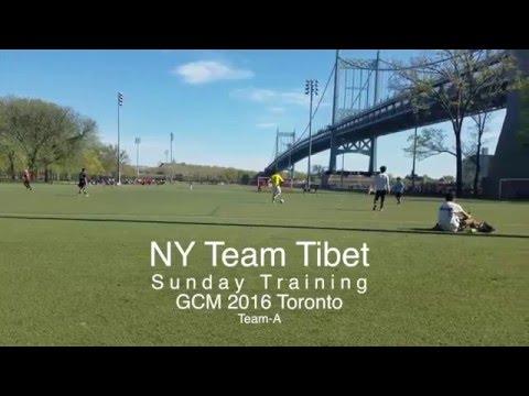 Training NY Team Tibet