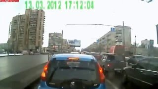 Car Crash Road Rage Caught On Camera Tape | Super Car Accident On Road Gone Wrong
