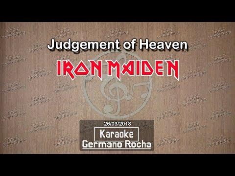 Iron Maiden - Judgement Of Heaven (Karaoke)