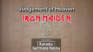 Iron Maiden - Judgement Of Heaven (Karaoke)