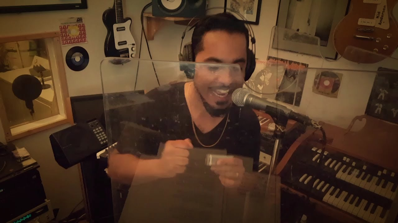 Aki Kumar - All Bark No Bite - Original Song - YouTube