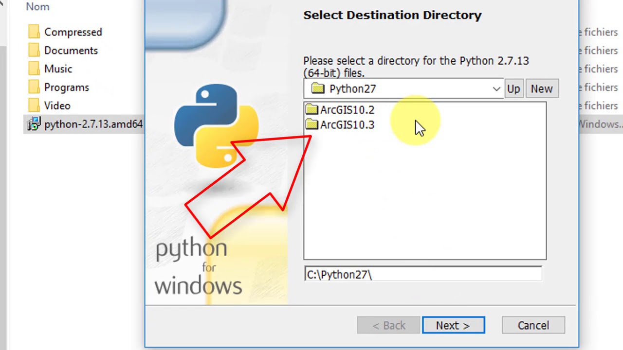 How to download and install python for windows & mac - YouTube