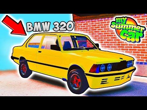 КУПИЛ НОВУЮ МАШИНУ BMW 320 E21 - My Summer Car Моды