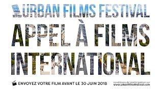 Appel à films Urban Films Festival 2018
