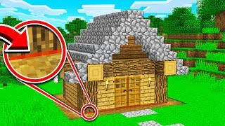 10 WAYS TO SECRETLY HIDE TNT IN MINECRAFT!