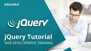 jQuery Tutorial For Beginners | Developing User Interface (UI) Using jQuery | Edureka