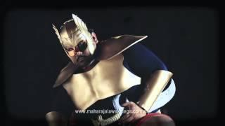 Maharaja Lawak Mega 2014 - #superherolawak 2