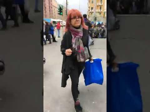 Predicando il Vangelo al mercato di Milano 31/03/18
