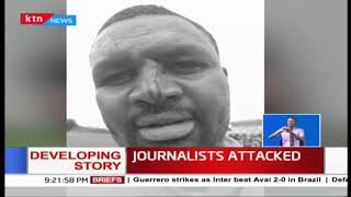Principal under fire for leading students in attacking and seriously injuring KTN journalists