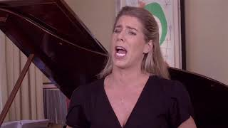 Lauren Fagan sings 'Addio del passato' from La traviata