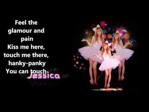 Jessica SNSD-Barbie girl