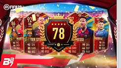 78TH IN THE WORLD TOP 100 REWARDS! | FIFA 20 ULTIMATE TEAM