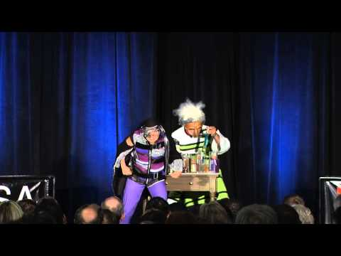 TEDxNASA@SiliconValley - San Francisco Mime Troupe - 2012: The Musical!