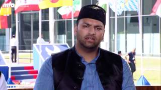 Intekhab-e-Sukhan Special - Jalsa Salana Germany 2015