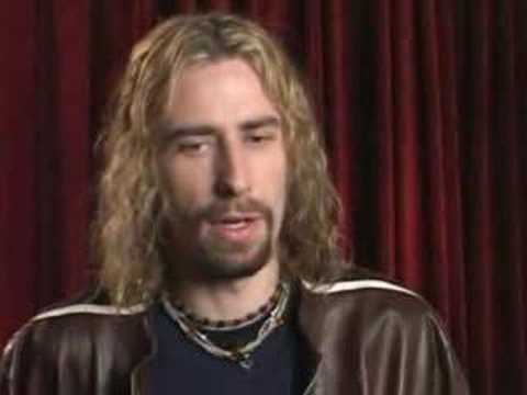 Chad Kroeger ~ On Growing Up