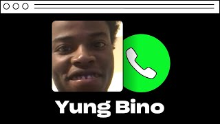 Facetime Yung Bino on Signing to Rich The Kid, Fights in High School Interview