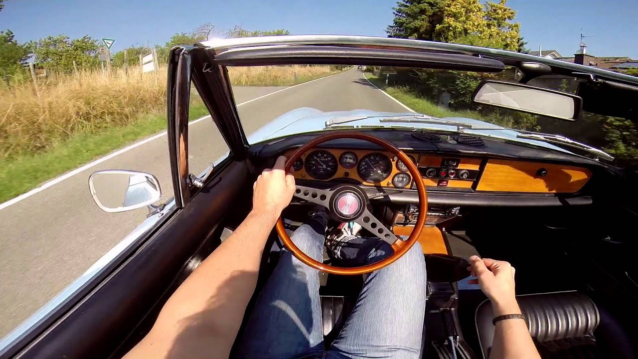 oldtimer kaufen fiat 124 spider pov drive classicbid youtube. Black Bedroom Furniture Sets. Home Design Ideas