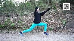 Haaner TV Leichtathletik - Outdoor Training Nr. 2 mit Caro und Lenny