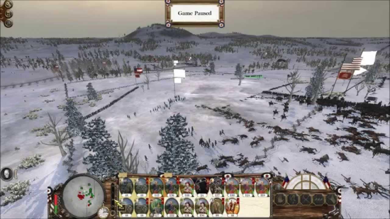 civil war mod for empire total war