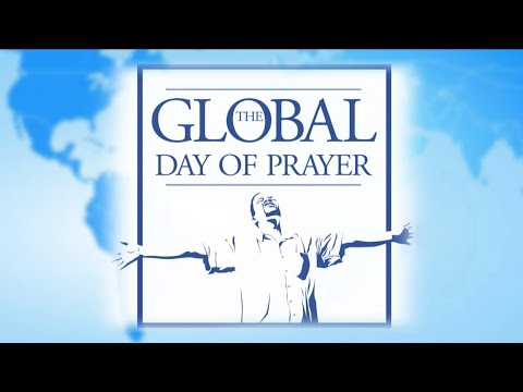 Global Day of Prayer - May 24, 2015 - Columbia, SC Metropolitan Convention Center