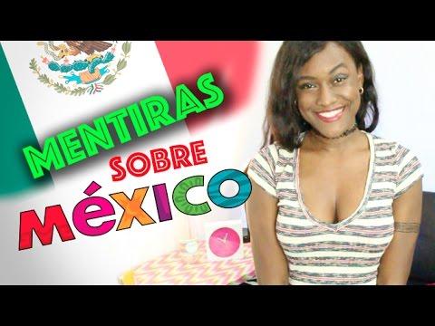 6 MITOS SOBRE #MÉXICO | Mentiras sobre los Mexicanos | @KatherineBoyceJ