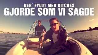 JIMILIAN - Gjorde Som Vi Sagde (LYRIKVIDEO)