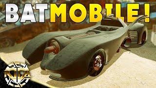 BATMOBILE RESTORATION : Car Mechanic Simulator 2018 Gameplay : CMS 2018 Let