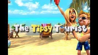 видео Игровой слот The Tipsy Tourist