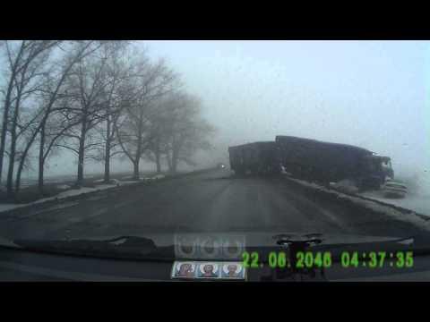 Авария на трассе Алексеевка-Иловка