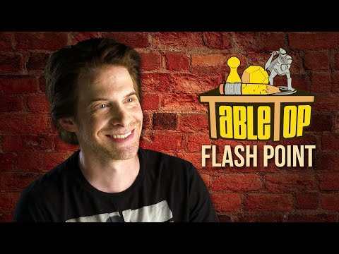 TableTop: Wil Wheaton Plays Flash Point: Fire Rescue w Clare Grant, Kelly Hu, & Seth Green