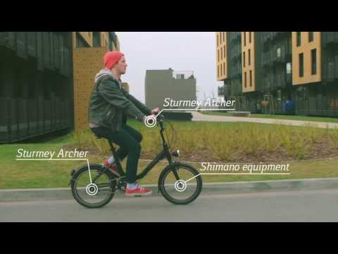 Pony Bike [official product video] by Rog Bikes®