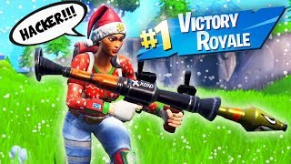 Fortnite PS4 HACKER!!!