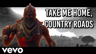 Fortnite 76 (Fallout 76 trailer remade in Fortnite Battle Royale)