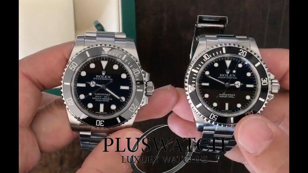 Rolex 11460
