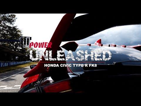 POWER UNLEASHED / Honda Civic Type R Fk8 (DJI Mavic 2 Pro & Osmo Pocket & Action Footage)