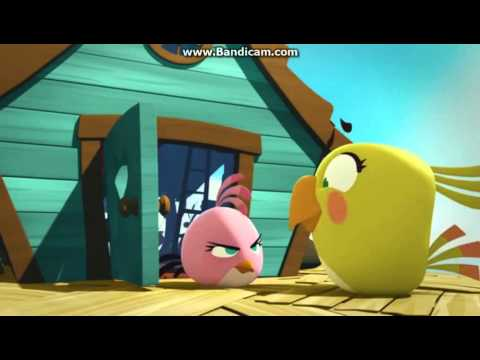 """Angry Birds Stella Ep.9 """"The Prankster"""""""