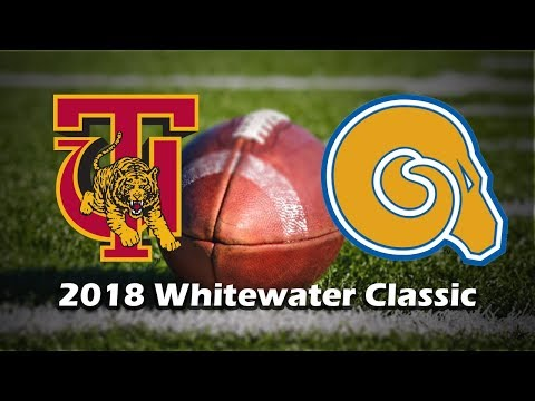 SIAC Football: Tuskegee vs Albany State