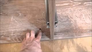 Встроенный шкаф  От эскиза до сборки!!!