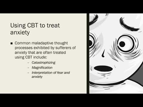 Cognitive Behaviour Therapy (CBT)