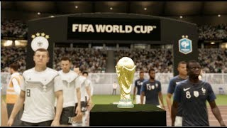 France vs Allemagne - Finale Coupe du Monde 2022 FIFA 19 Difficulté Ultime