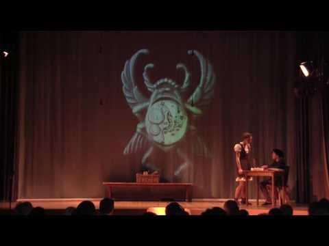Löwenherz - Schulmusical der ASW 2017